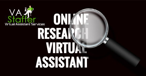 Online Research Virtual Assistant