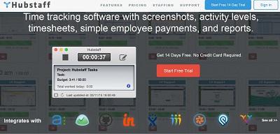 Hubstaff Virtual Assistant Tools