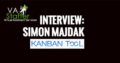 Kanban Tool Interview featuring Simon Majdak