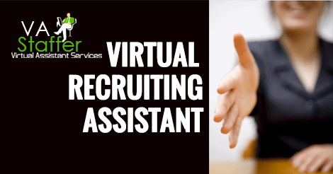 virtual recruiting assistant - Recruiting Assistant