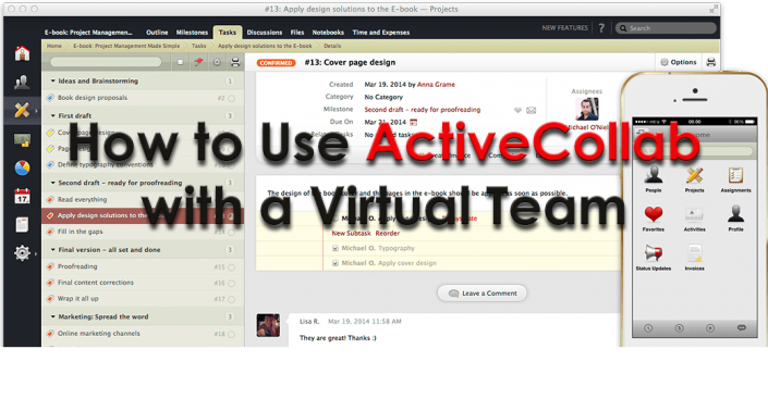 How to use ActiveCollab
