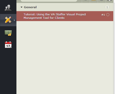 ActiveCollab Task Tab