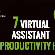 7 Virtual Assistant Productivity Hacks