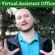 Update Video Below: Not-So Virtual Assistant Office