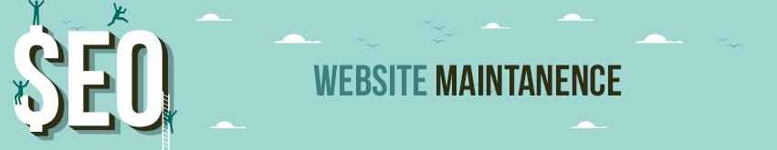 Website-Maintanence