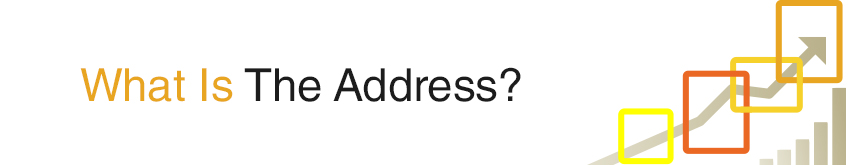 What is the Address
