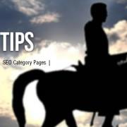 Onsite SEO Categories Tips