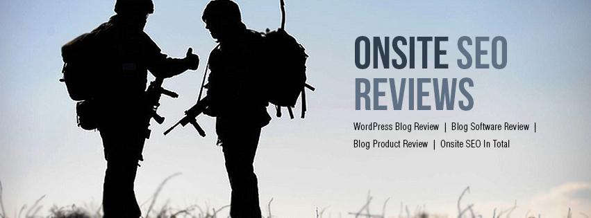 Onsite SEO Reviews