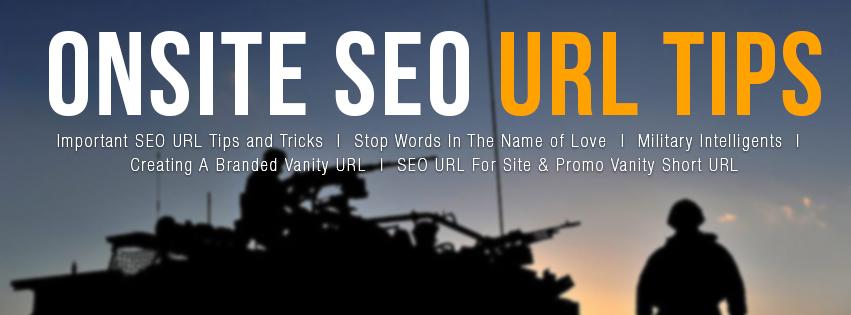 SEO URL Tips