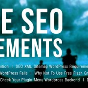 Onesite SEO Requirements