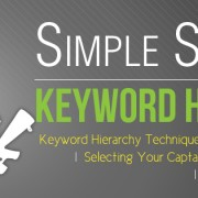 Simple Strategic Keyword Hierarchy