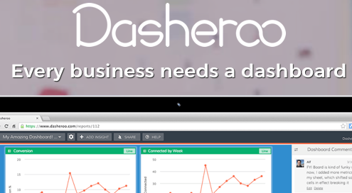 Dasheroo Review logo