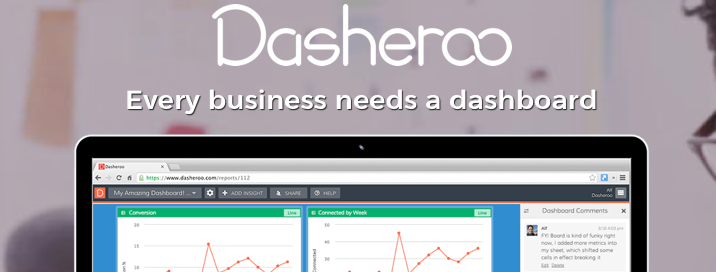 Dasheroo Review logo
