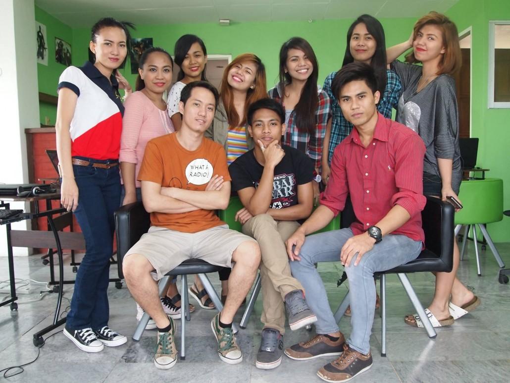 VA Staffer Philippines