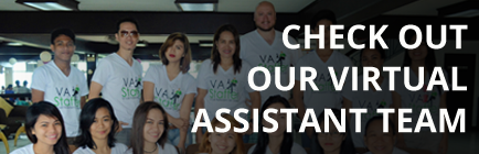 virtual assistant team