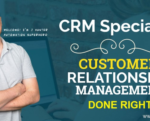 CRM Specialist Customer Relationship Management Specialist