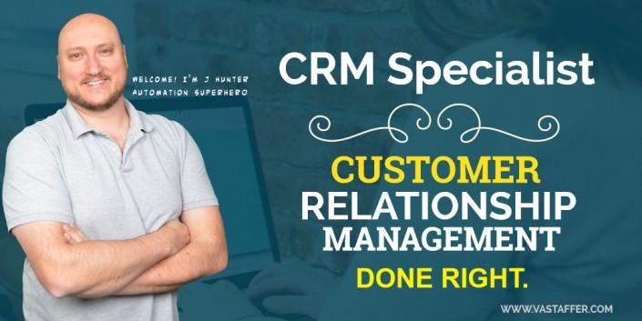 CRM Specialist Customer Relationship Management Specialist