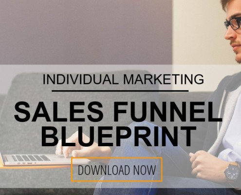 Individual Marketing Sales Funnel Blueprint