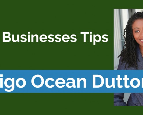 Mircro Business tips with Indigo Dutton