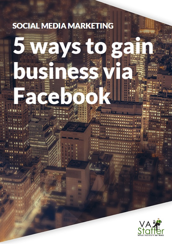 5 Ways to Get Business From Facebook