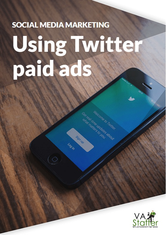 Using Twitter Advertisements Step-by-Step Guide