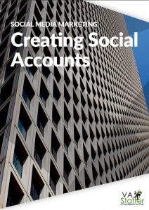 Creating Social Media Accounts Step-By-Step