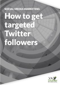 Twitter Guide: How to Gain Targeted Twitter Followers