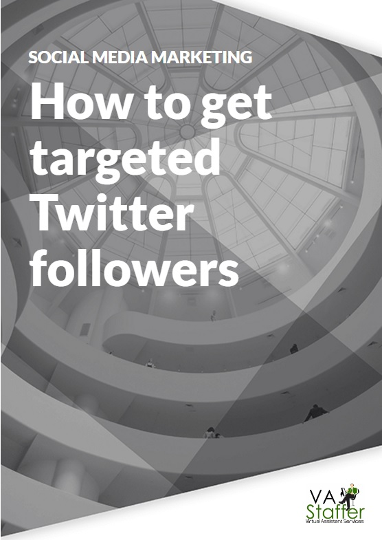 How to Gain Targeted Twitter Followers