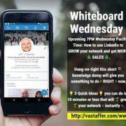 whiteboard-linkedin-tips