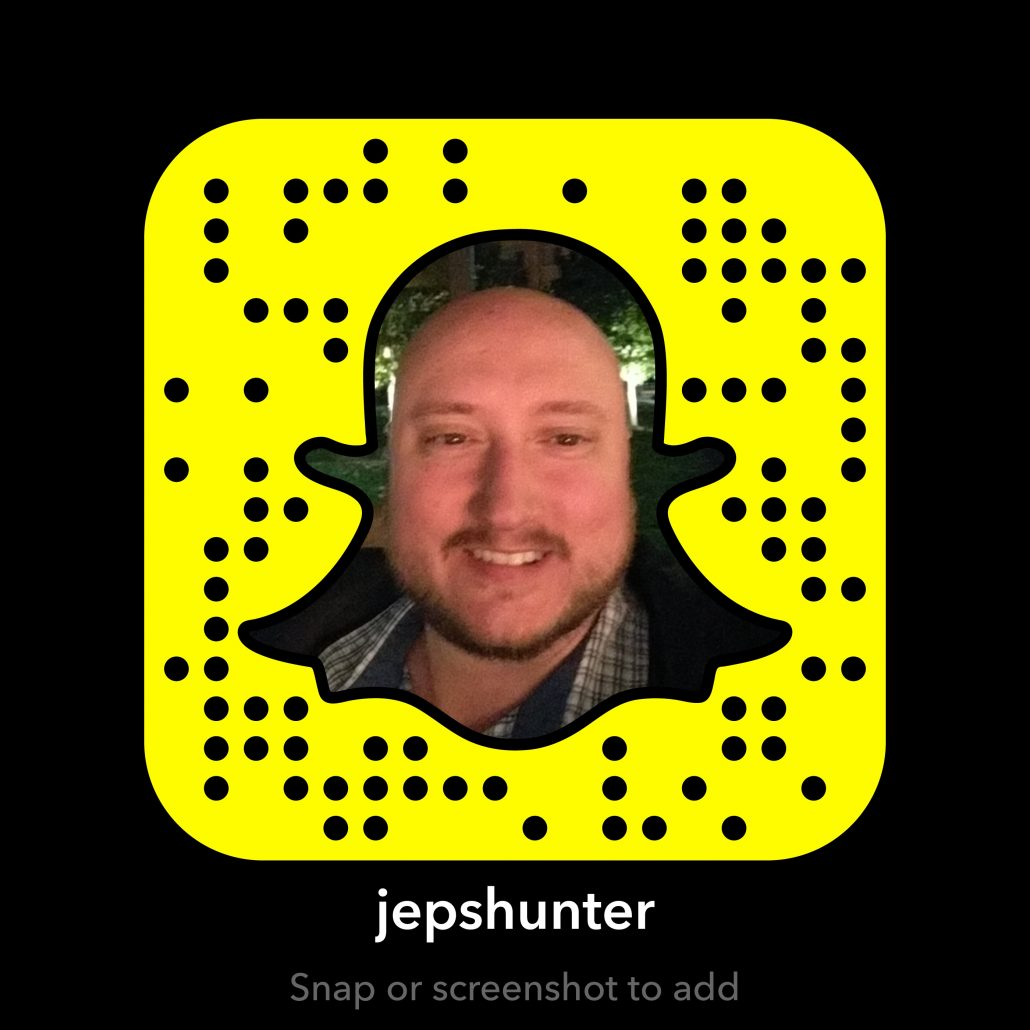 Jeff J Hunter SnapCode