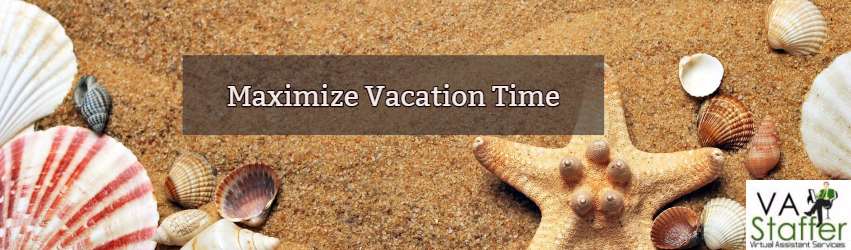 If your idle time is spent checking up on clients, then you aren't on vacation.