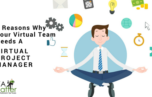 4 Reasons Why Your Virtual Team Needs A Virtual Project Manager_project_manager_doing_yoga