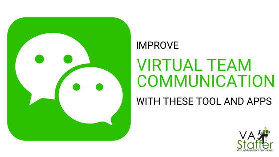 Improve Virtual Team Communication With These Tool and Apps