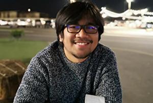Mark Anthony P. - Dubai